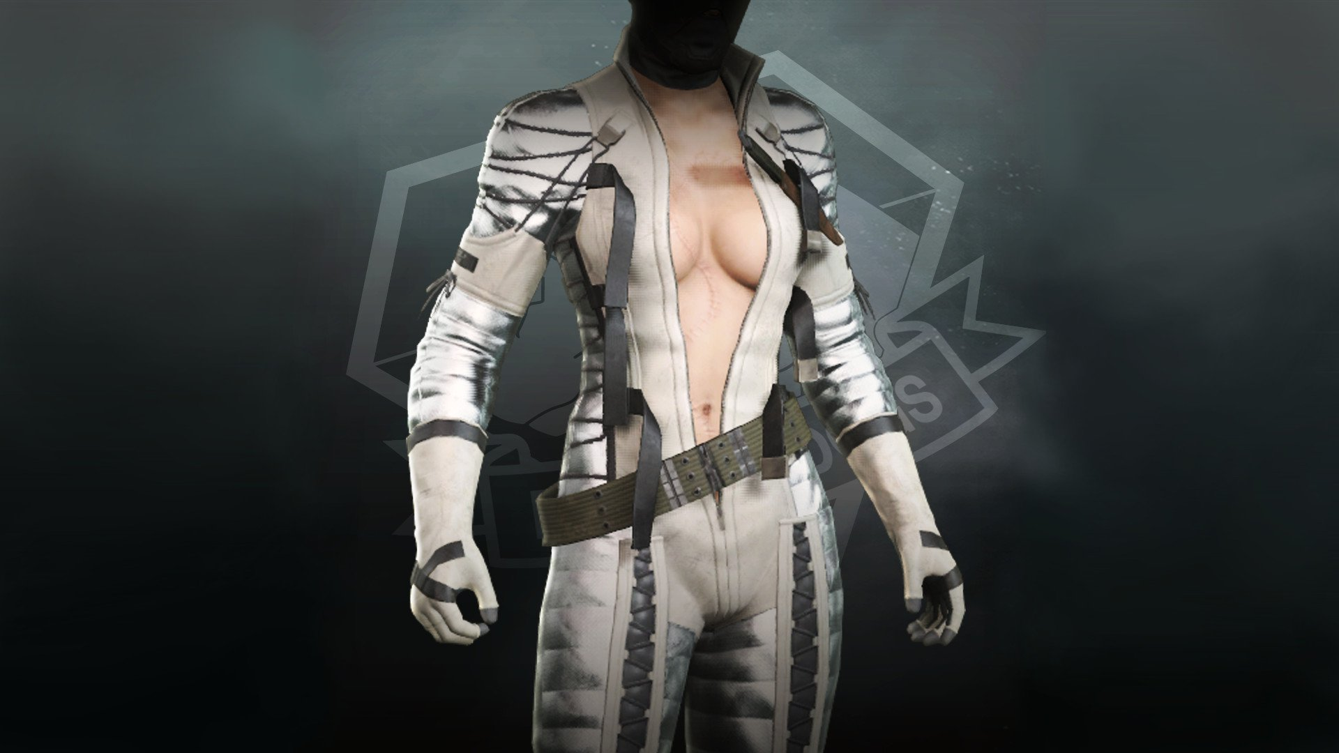 Metal Gear Solid V The Phantom Pain Sneaking Suit The Boss 1