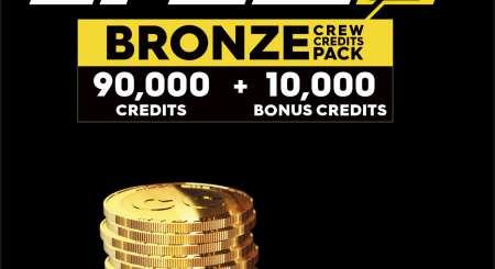 The Crew 2 Bronze Crew Credits Pack 4