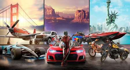 The Crew 2 Silver Crew Credits Pack 2