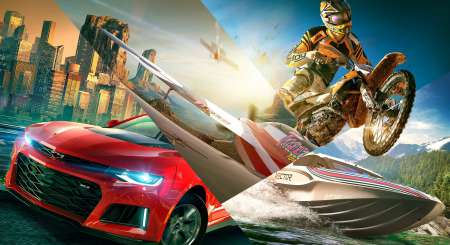 The Crew 2 Silver Crew Credits Pack 4