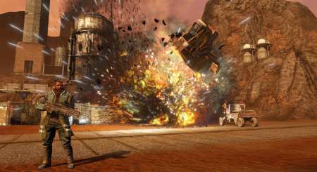 Red Faction Guerrilla Re-Mars-tered 9