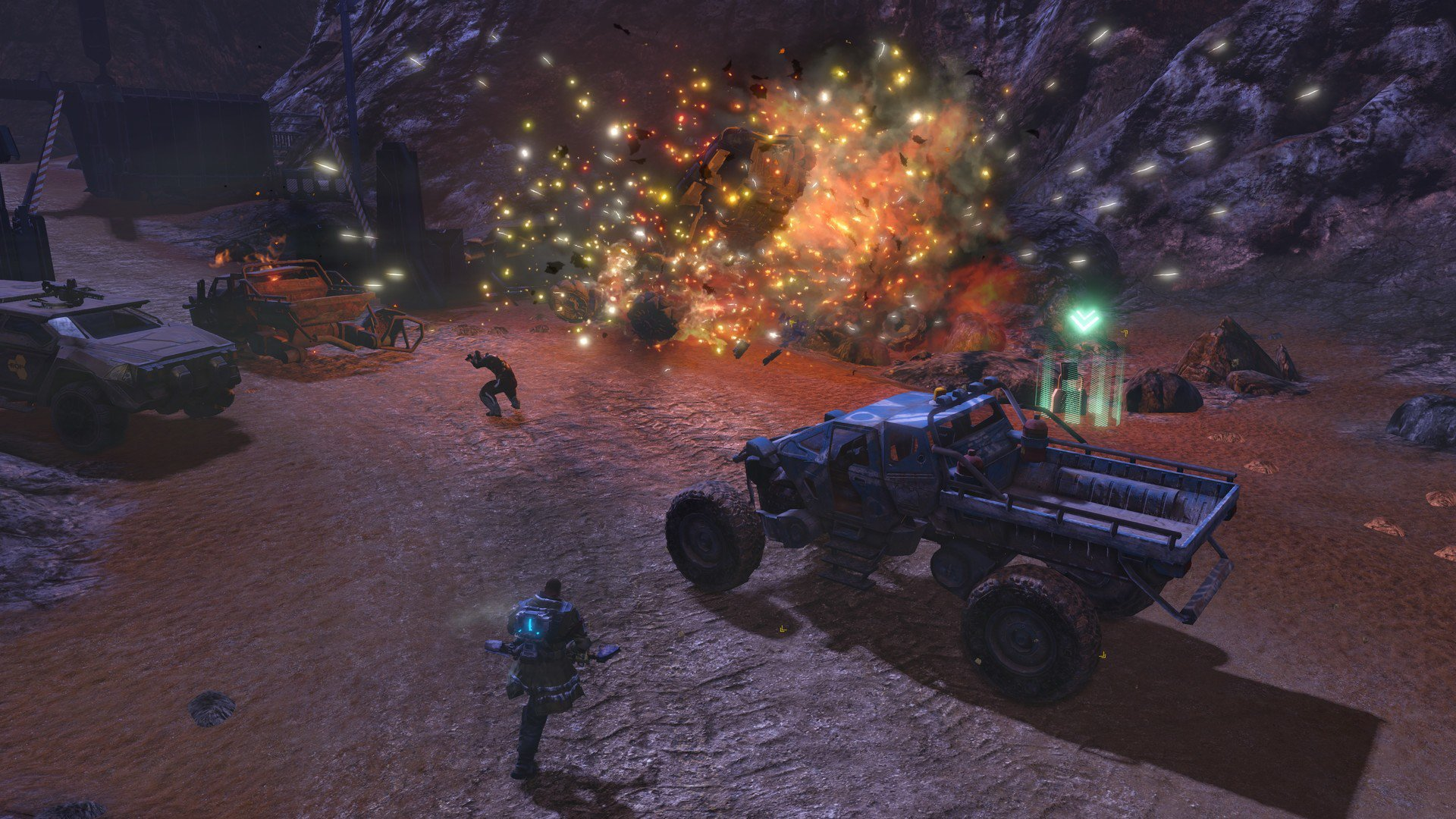 Red Faction Guerrilla Re-Mars-tered 6