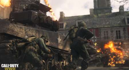 Call of Duty WWII United Front 1