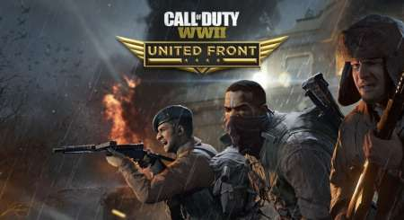 Call of Duty WWII United Front 4