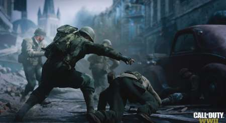 Call of Duty WWII United Front 5