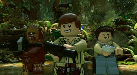 LEGO Star Wars The Force Awakens The Empire Strikes Back Character Pack 2