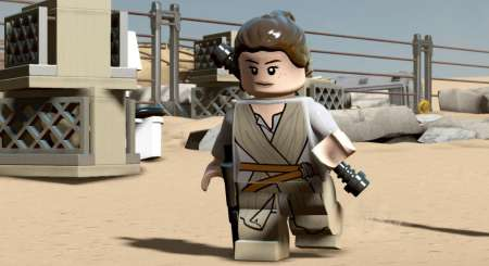 LEGO Star Wars The Force Awakens The Empire Strikes Back Character Pack 3