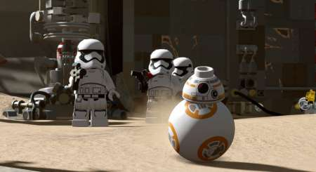 LEGO Star Wars The Force Awakens The Empire Strikes Back Character Pack 6