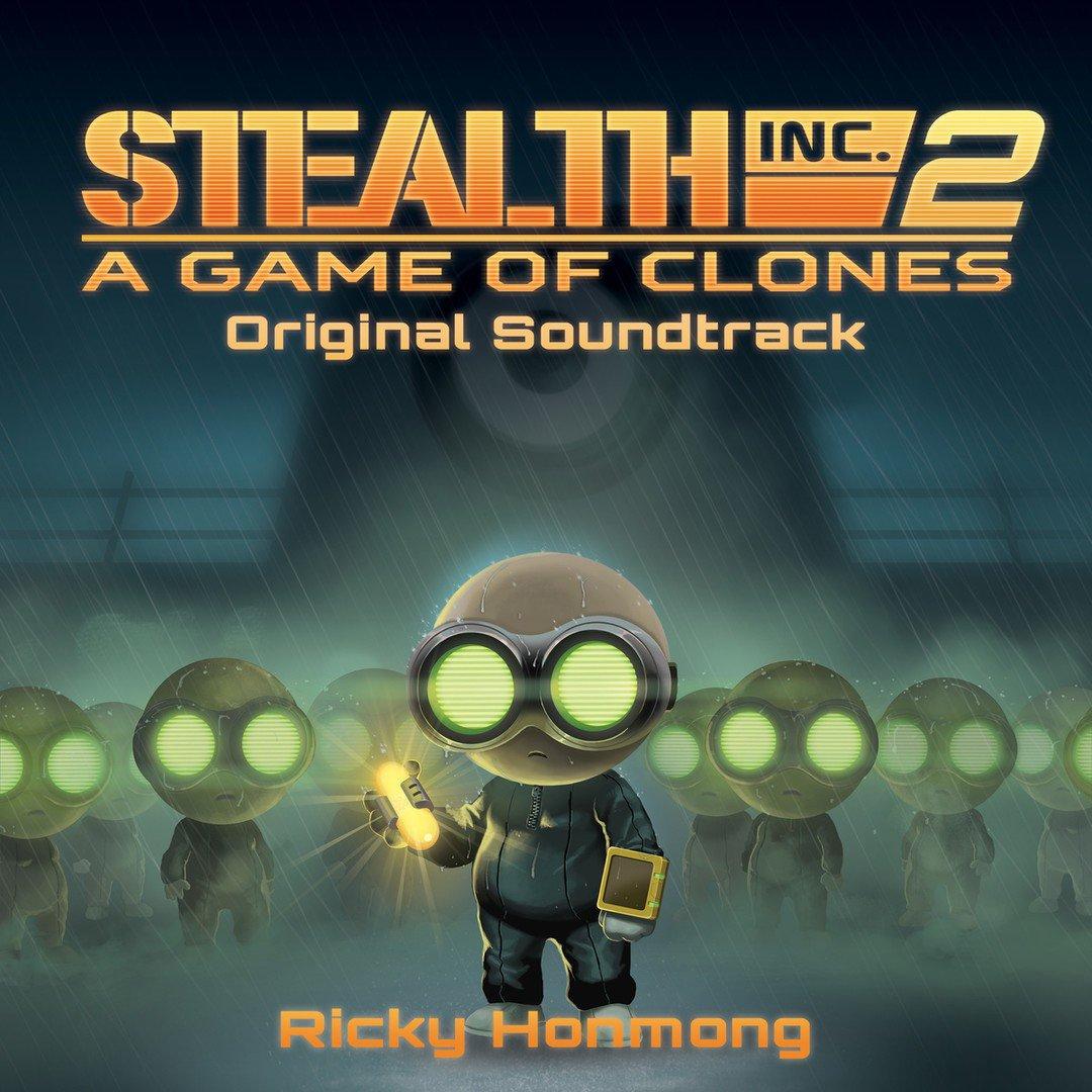 Stealth Inc 2 + Soundtrack 1