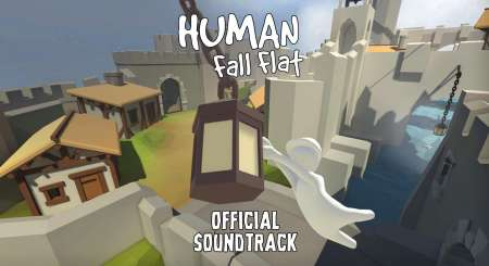 Human Fall Flat Game and Soundtrack Bundle 1