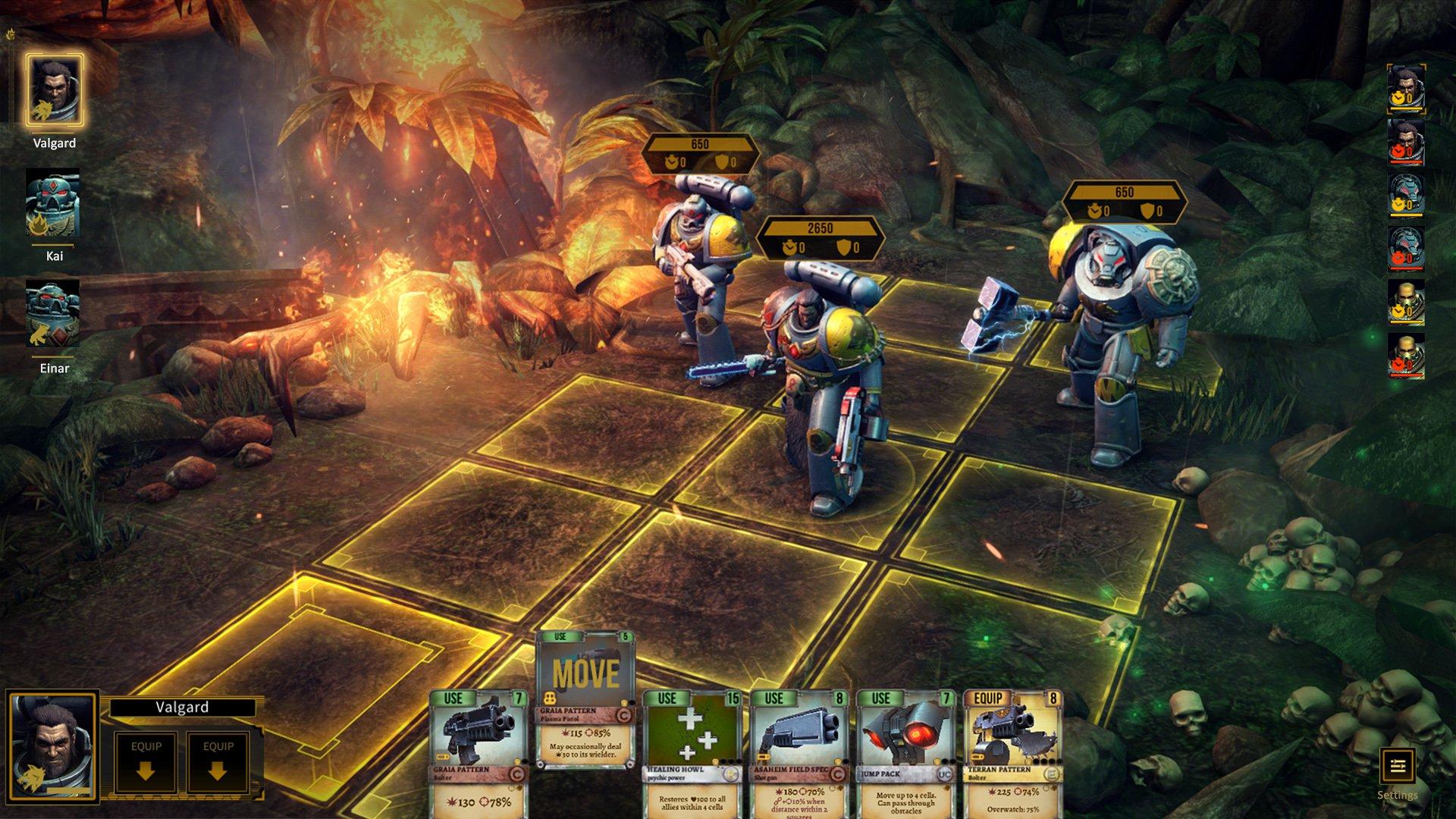 Warhammer 40,000 Space Wolf 7