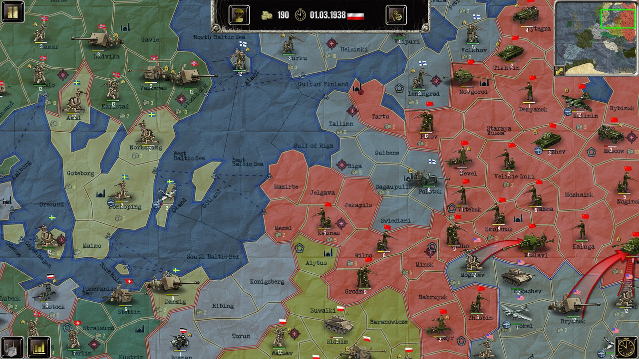 Strategy and Tactics Wargame Collection 12