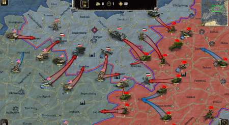 Strategy and Tactics Wargame Collection 1