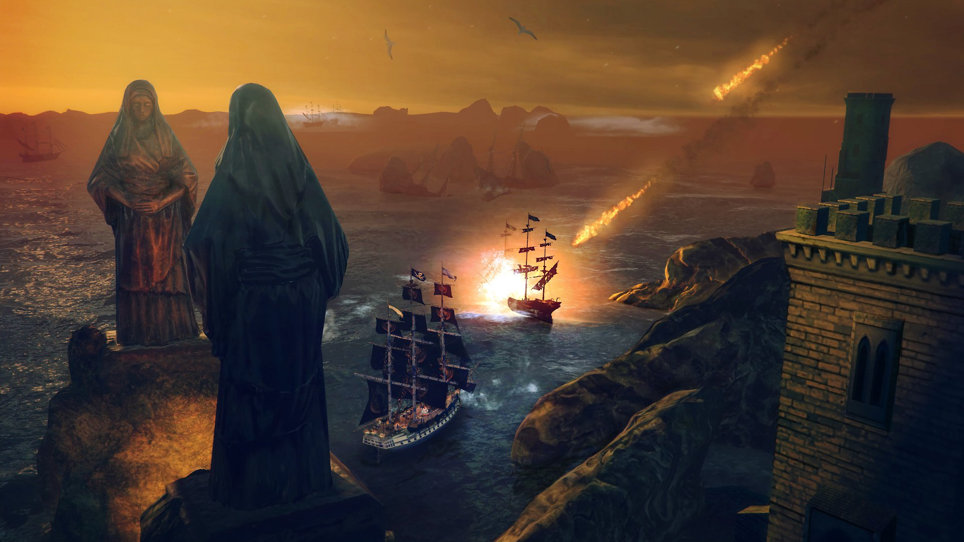 Tempest Pirate Action RPG 9