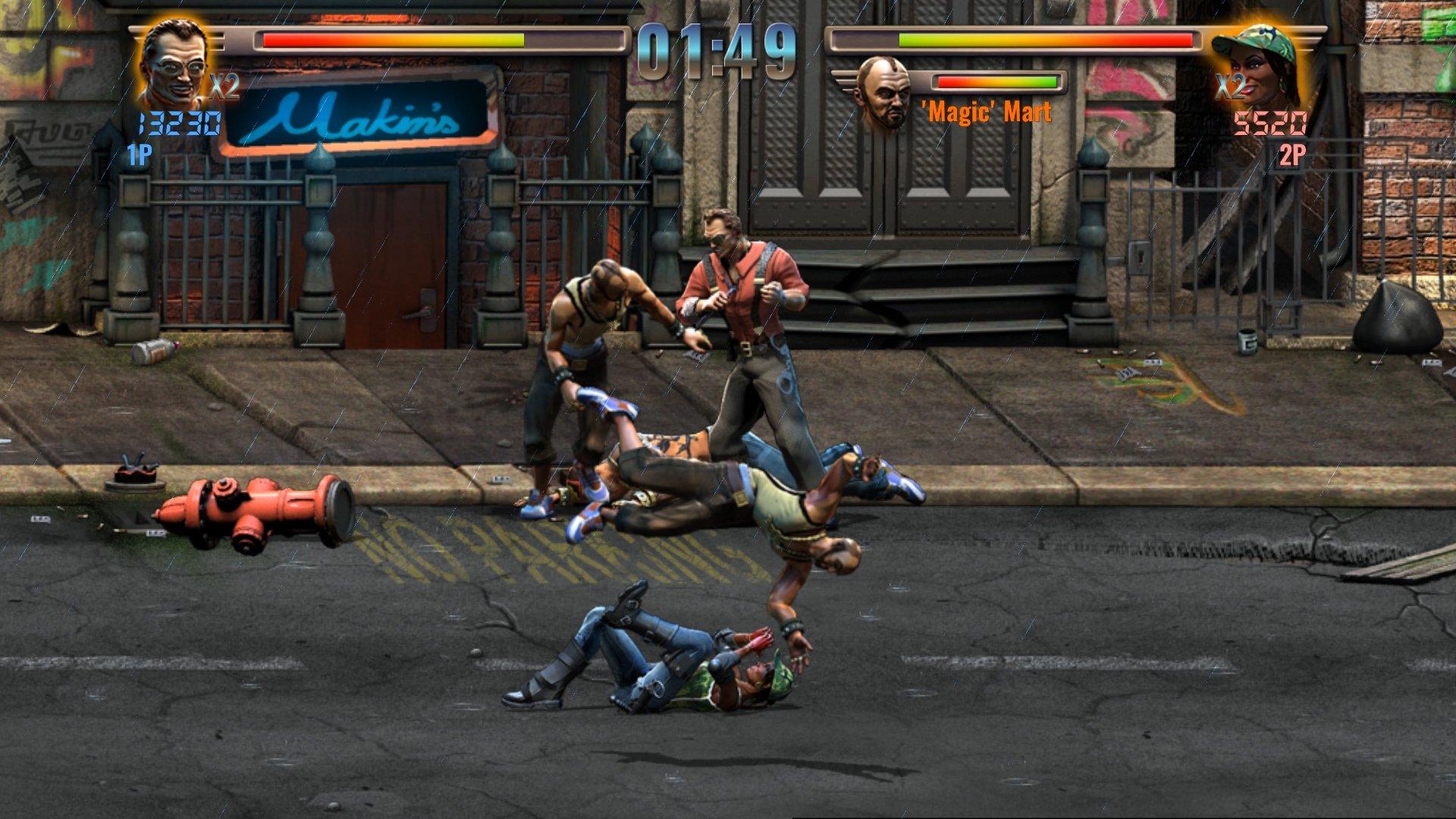 Raging Justice 3