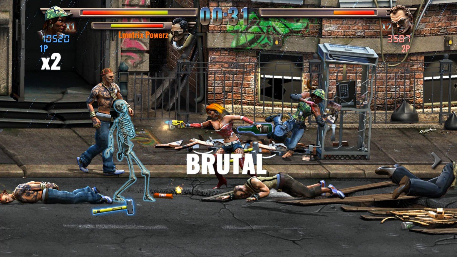 Raging Justice 4