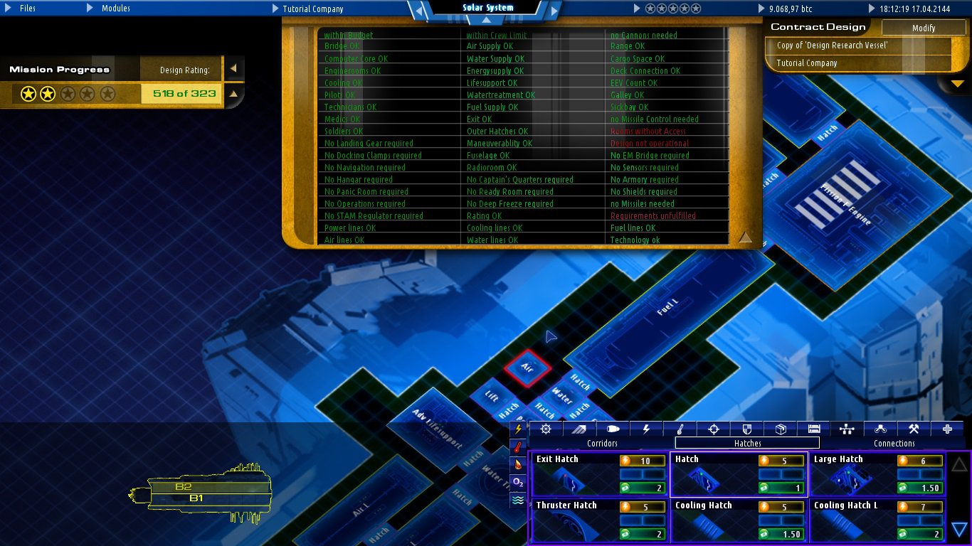 Starship Corporation 2