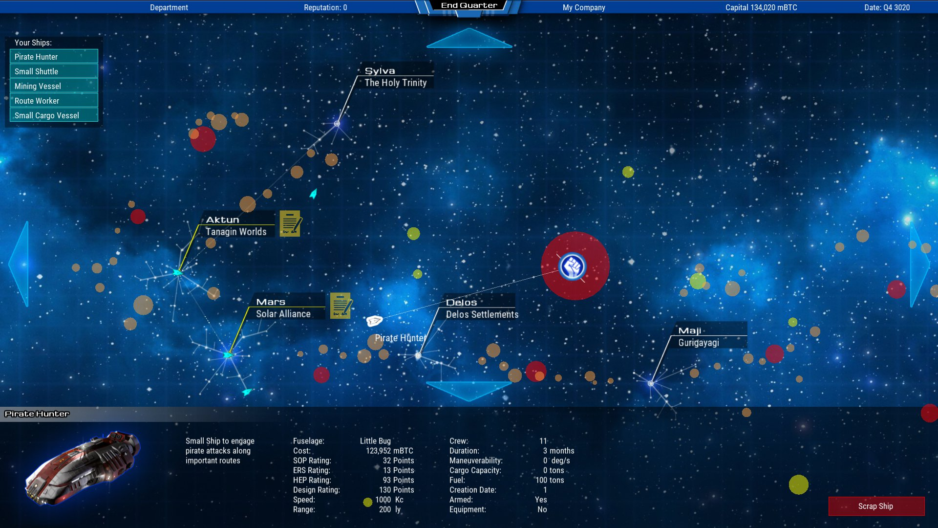 Starship Corporation 9