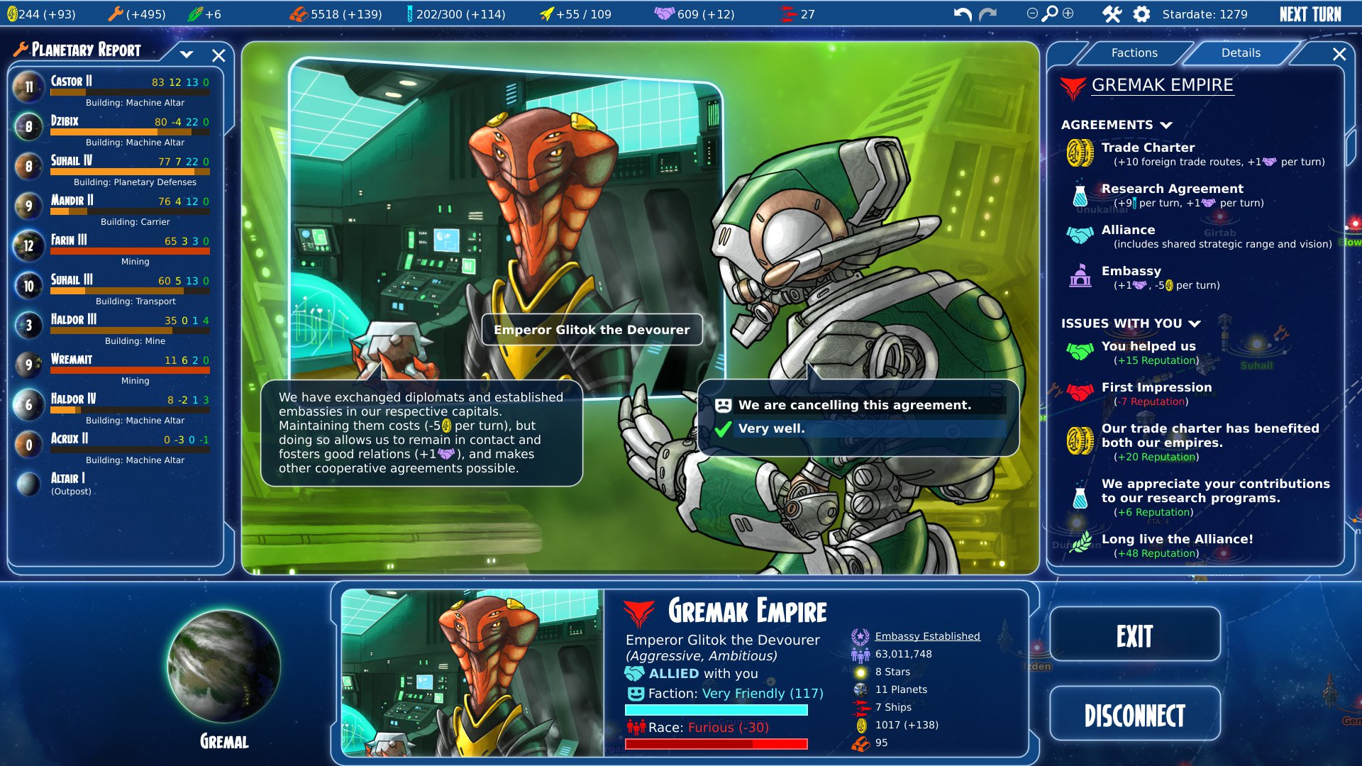Stars in Shadow Legacies DLC 4