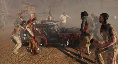 Gas Guzzlers Extreme Full Metal Zombie 1