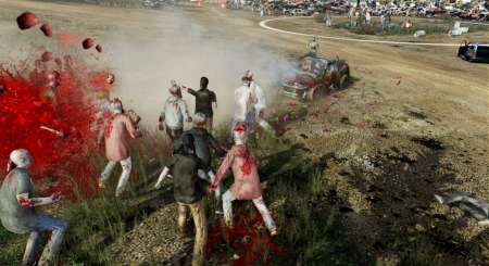 Gas Guzzlers Extreme Full Metal Zombie 11