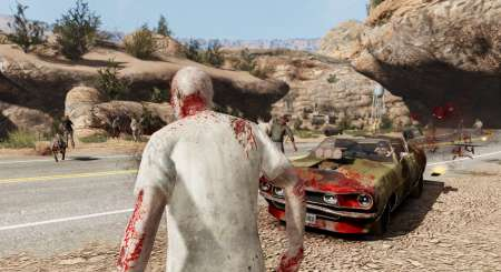 Gas Guzzlers Extreme Full Metal Zombie 12