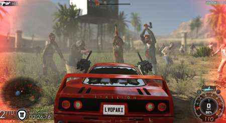 Gas Guzzlers Extreme Full Metal Zombie 2