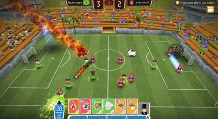 Crazy Soccer 4