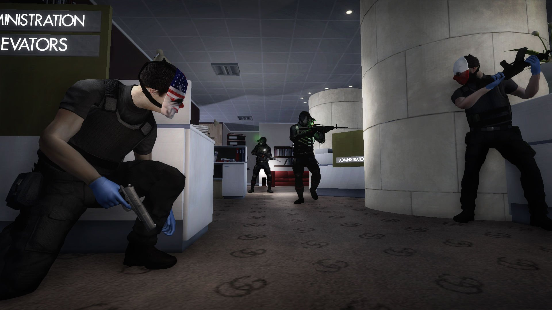 PAYDAY The Heist 3