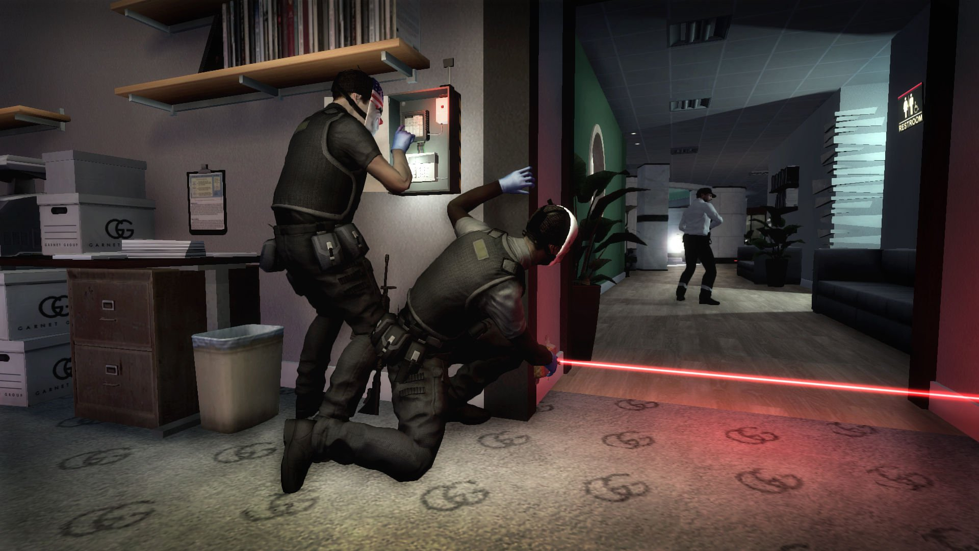 PAYDAY The Heist 4