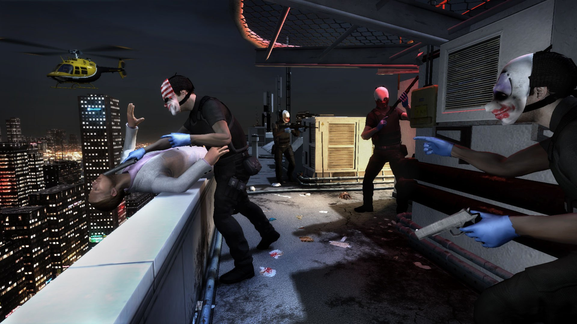 PAYDAY The Heist 5