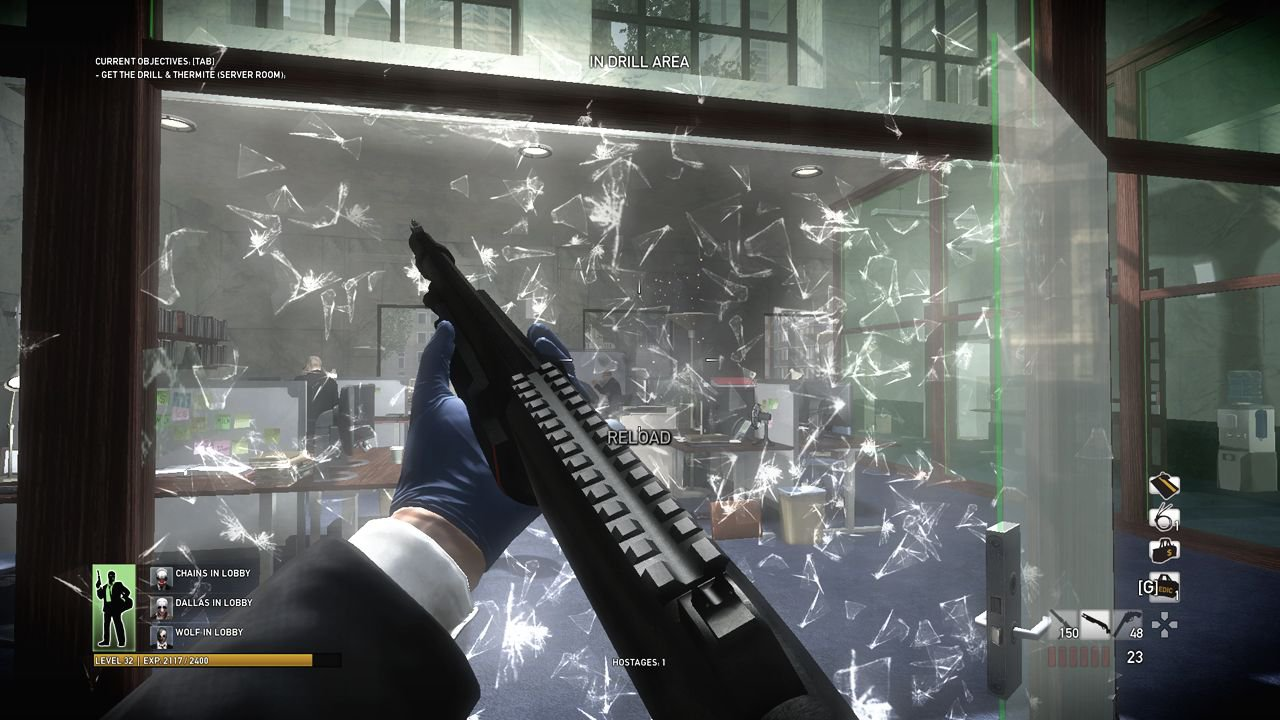 PAYDAY The Heist 8
