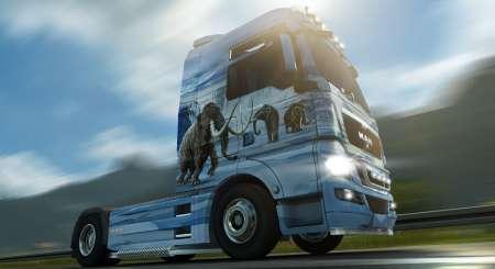 Euro Truck Simulátor 2 Prehistoric Paint Jobs 2