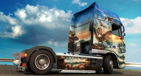 Euro Truck Simulátor 2 Prehistoric Paint Jobs 3