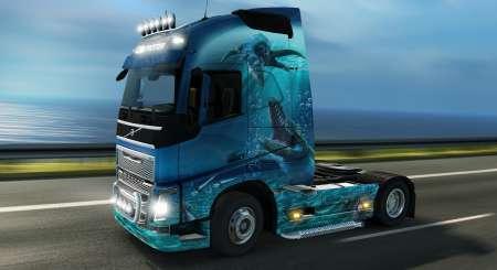 Euro Truck Simulátor 2 Prehistoric Paint Jobs 4