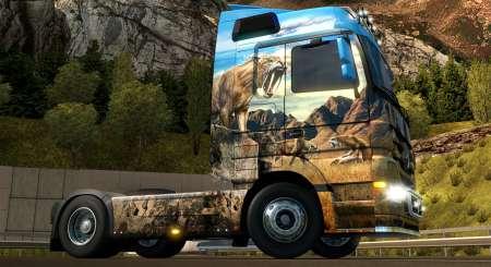 Euro Truck Simulátor 2 Prehistoric Paint Jobs 6