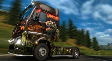 Euro Truck Simulátor 2 Prehistoric Paint Jobs 7
