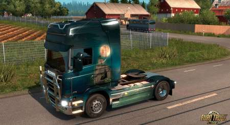 Euro Truck Simulátor 2 Pirate Paint Jobs Pack 10