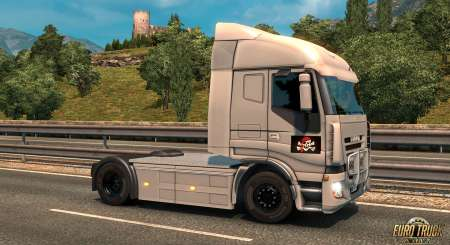 Euro Truck Simulátor 2 Pirate Paint Jobs Pack 9