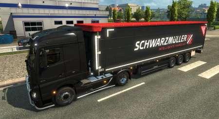 Euro Truck Simulátor 2 Schwarzmüller Trailer Pack DLC 3
