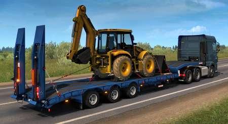Euro Truck Simulátor 2 Schwarzmüller Trailer Pack DLC 5