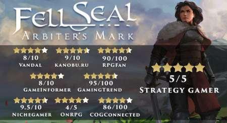 Fell Seal Arbiters Mark 1