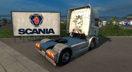 Euro Truck Simulator 2 Mighty Griffin Tuning Pack DLC 11