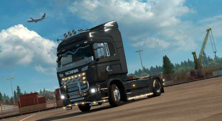 Euro Truck Simulator 2 Mighty Griffin Tuning Pack DLC 12