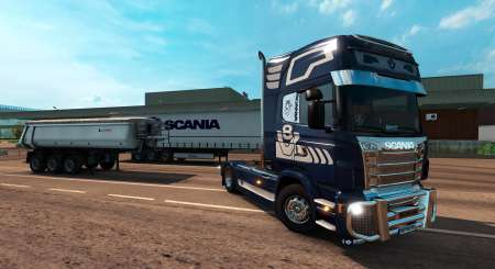Euro Truck Simulator 2 Mighty Griffin Tuning Pack DLC 13