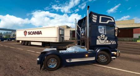 Euro Truck Simulator 2 Mighty Griffin Tuning Pack DLC 2