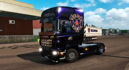 Euro Truck Simulator 2 Mighty Griffin Tuning Pack DLC 3