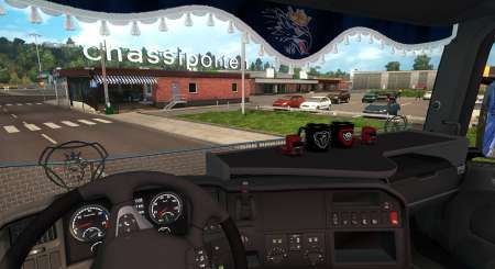 Euro Truck Simulator 2 Mighty Griffin Tuning Pack DLC 5