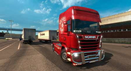 Euro Truck Simulator 2 Mighty Griffin Tuning Pack DLC 6