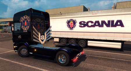 Euro Truck Simulator 2 Mighty Griffin Tuning Pack DLC 7